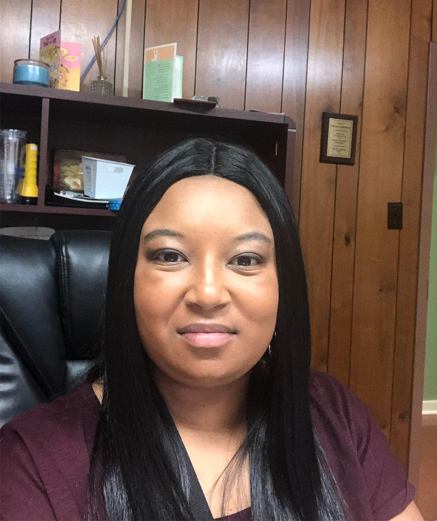 Nicole Johnson, Clinical Director
